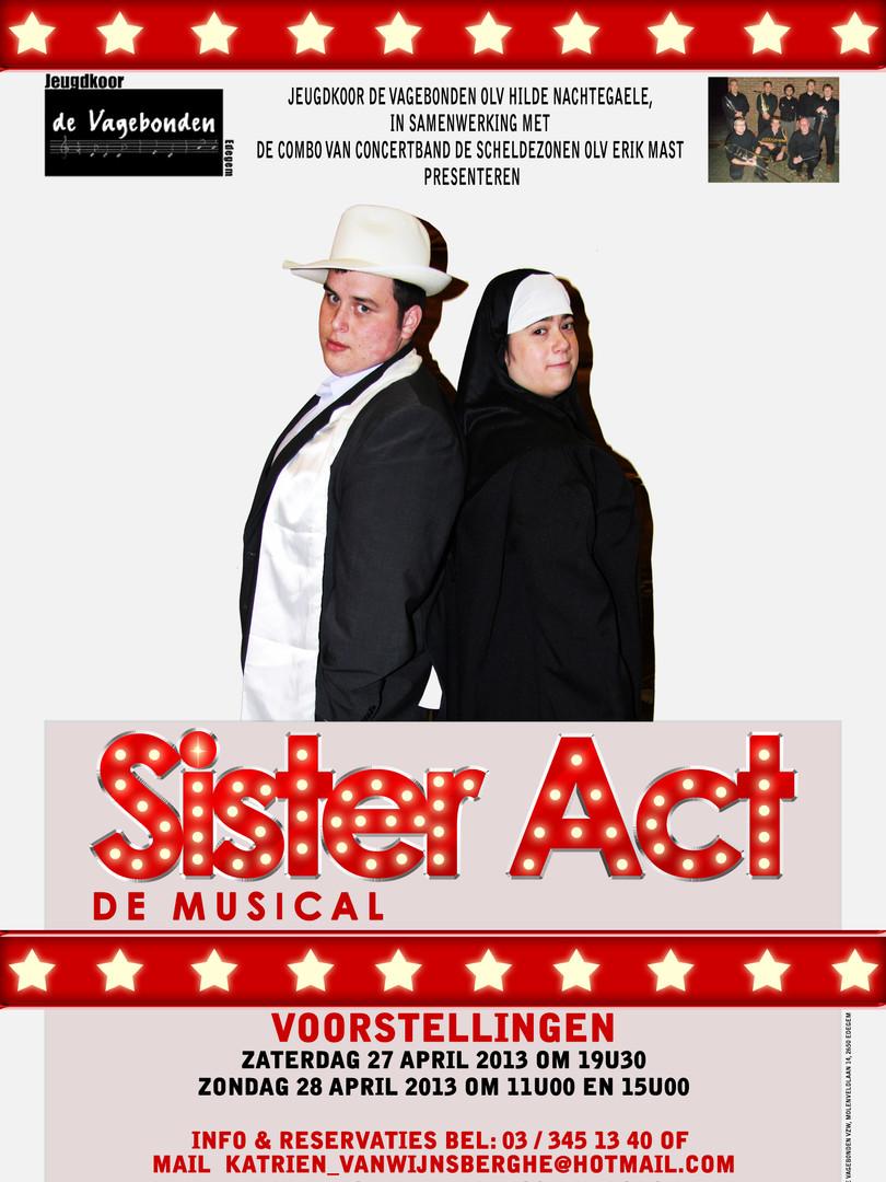 Musical Sister Act - 2013