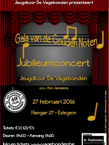Jubileumconcert - 2016