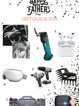 Fathers Day Gift Guide 2021