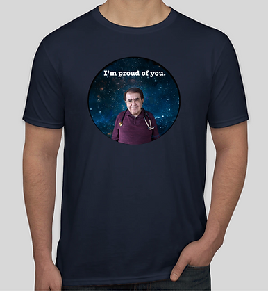 """""""I'm proud of you"""" Galaxy Dr. Now"""