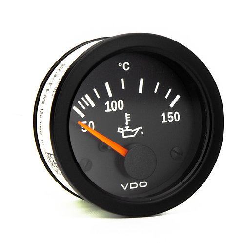 VDO Türverkleidung Öl -Temperaturanzeige 50 - 150°C