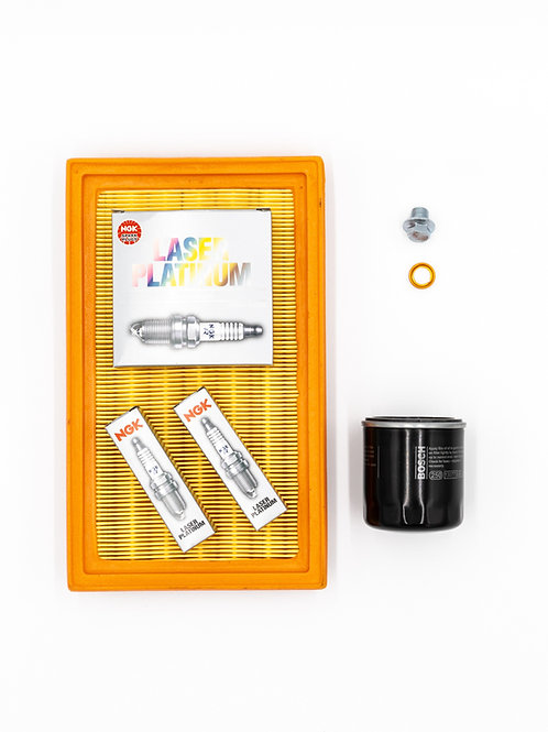 Inspektionspaket - Nissan 350z - Luftfilter - Ölfilter - Ölschraube