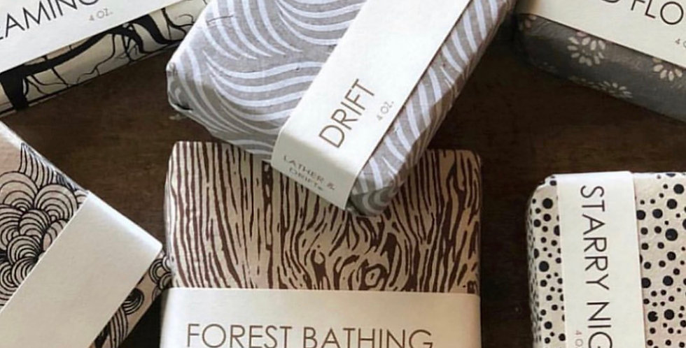 Lather & Drift Soap