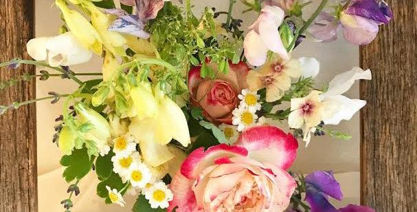 Summer/Early Autumn Flower Subscription