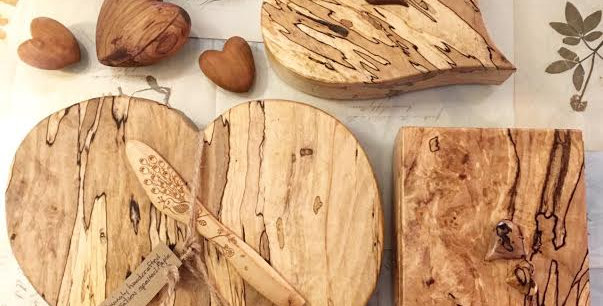 Spalted Maple Products