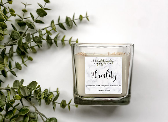 Humility Candle
