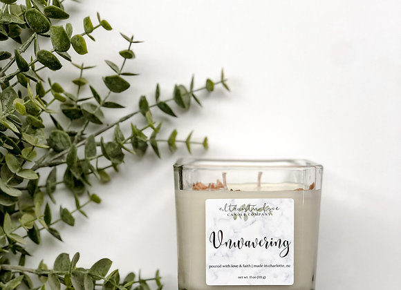 Unwavering Candle
