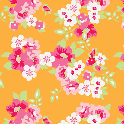 China doll floral