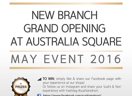 Announcing our New Branch Grand Opening Event !