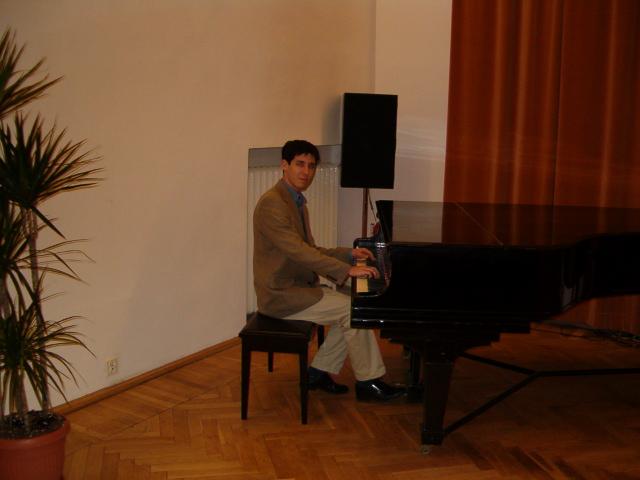 Paderewski's piano