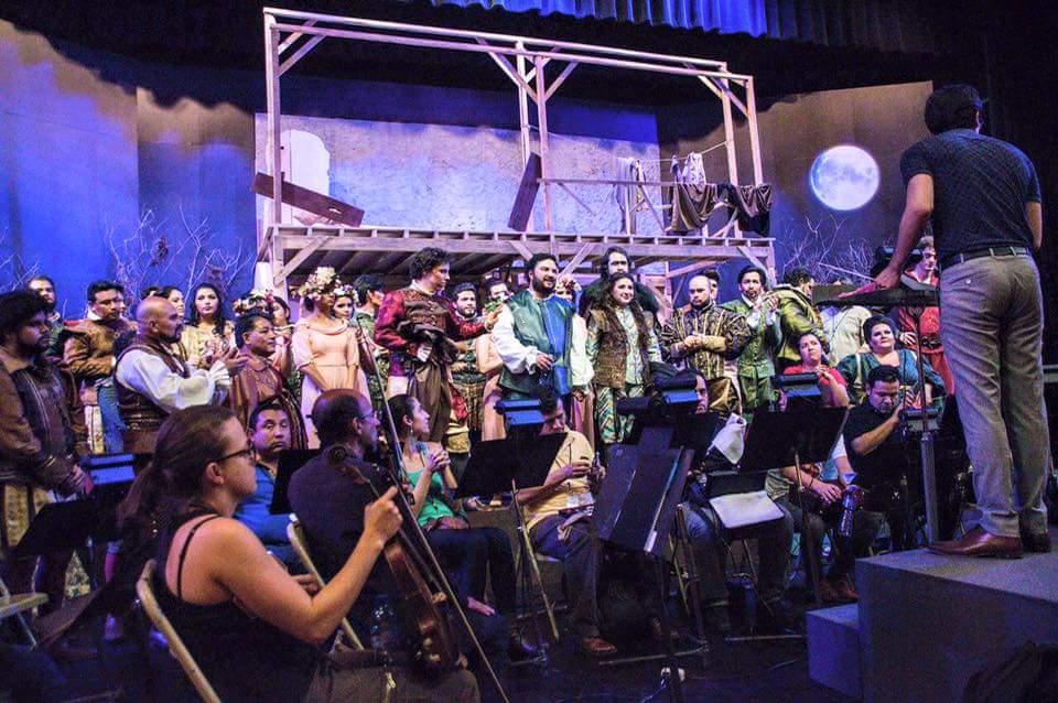 Guatemala Opera