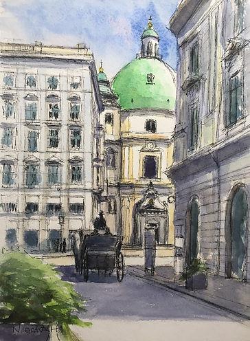 ウィーンの街角.JPG