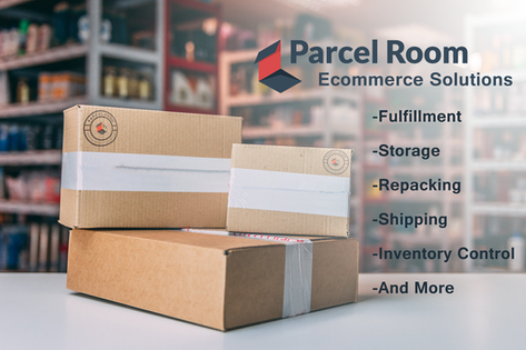 Parcel Room Ecommerce Ad