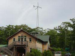 Bergey 5kW -Vineyard Turbine