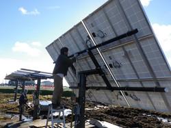 Solar Array in Alaska