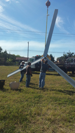 Repair turbine in McAllen Texas