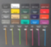 AMS Color Selection