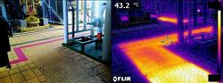 West Rigel Heated Drill Floor