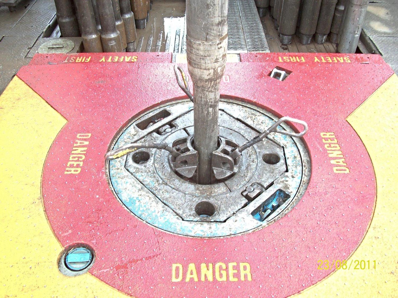Hazard Zone Rotary Table