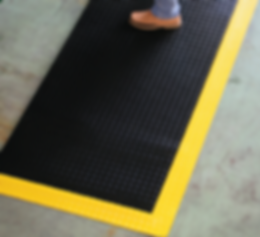 dielectric, runners, welders, anti-fatigue mats