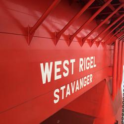 West Rigel Stavanger