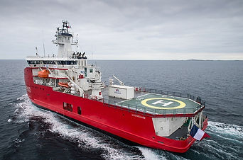 Astrolabe Polar Logistics Support French