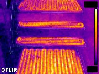 Thermal of Stair Well