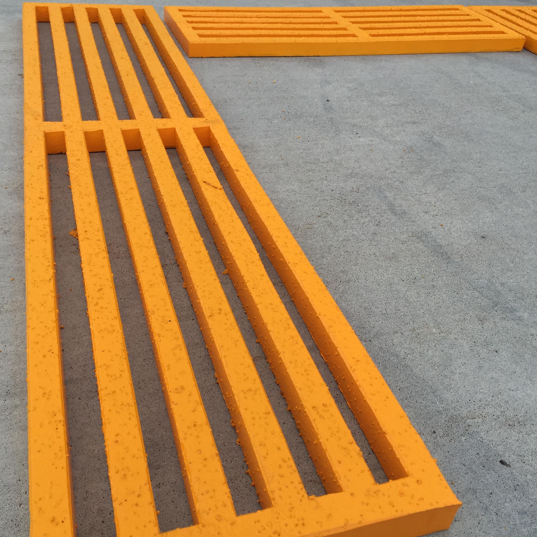 Custom Drainage Openings