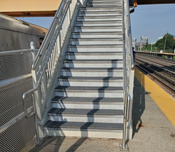 MTA STAIR TREADS