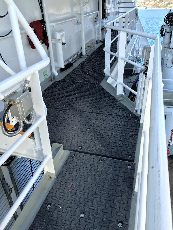 Custom Shaped Walkways