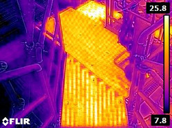 THERMAL OF ESCAPE ROUTE