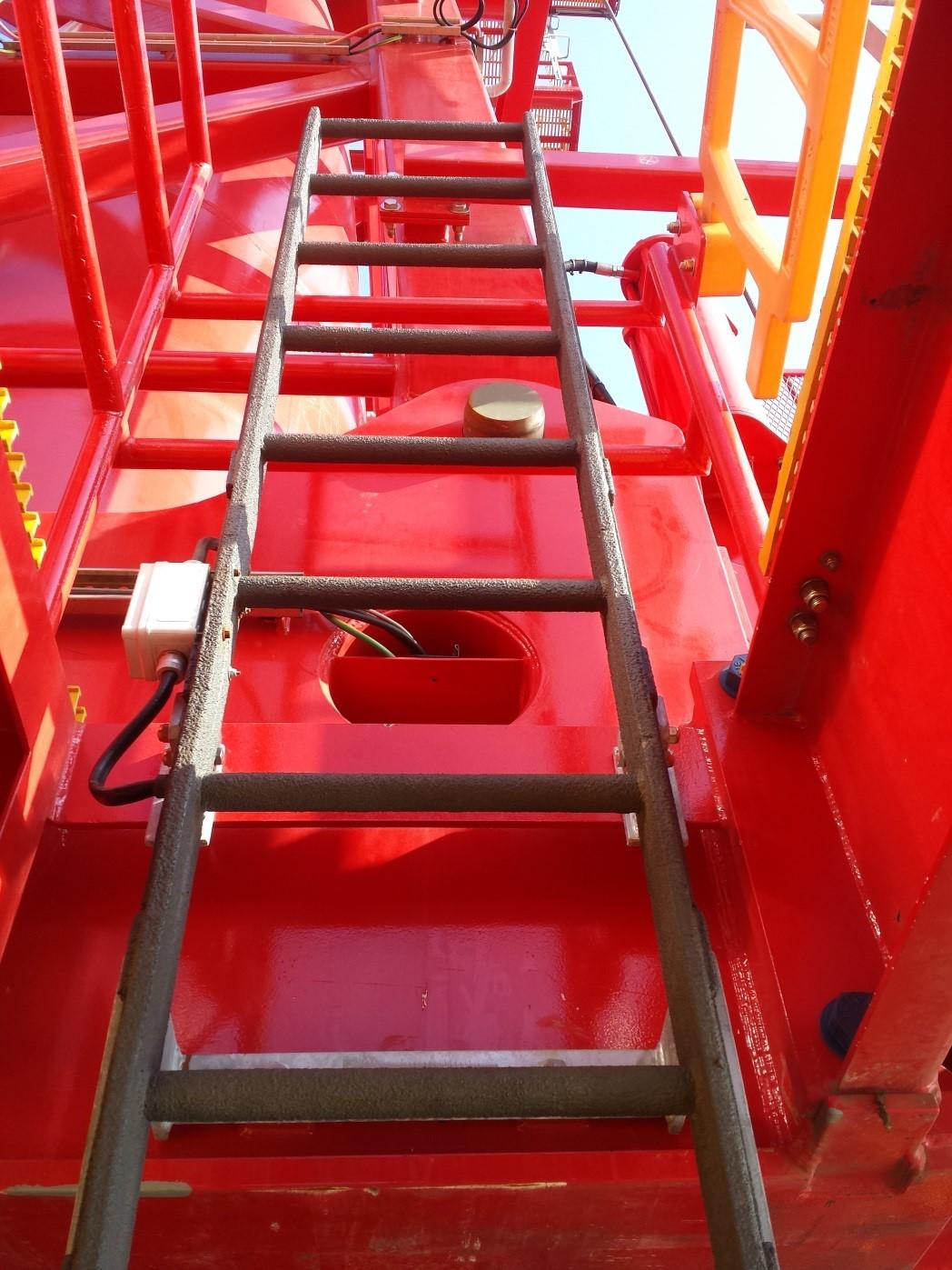 Heated Grip Ladder