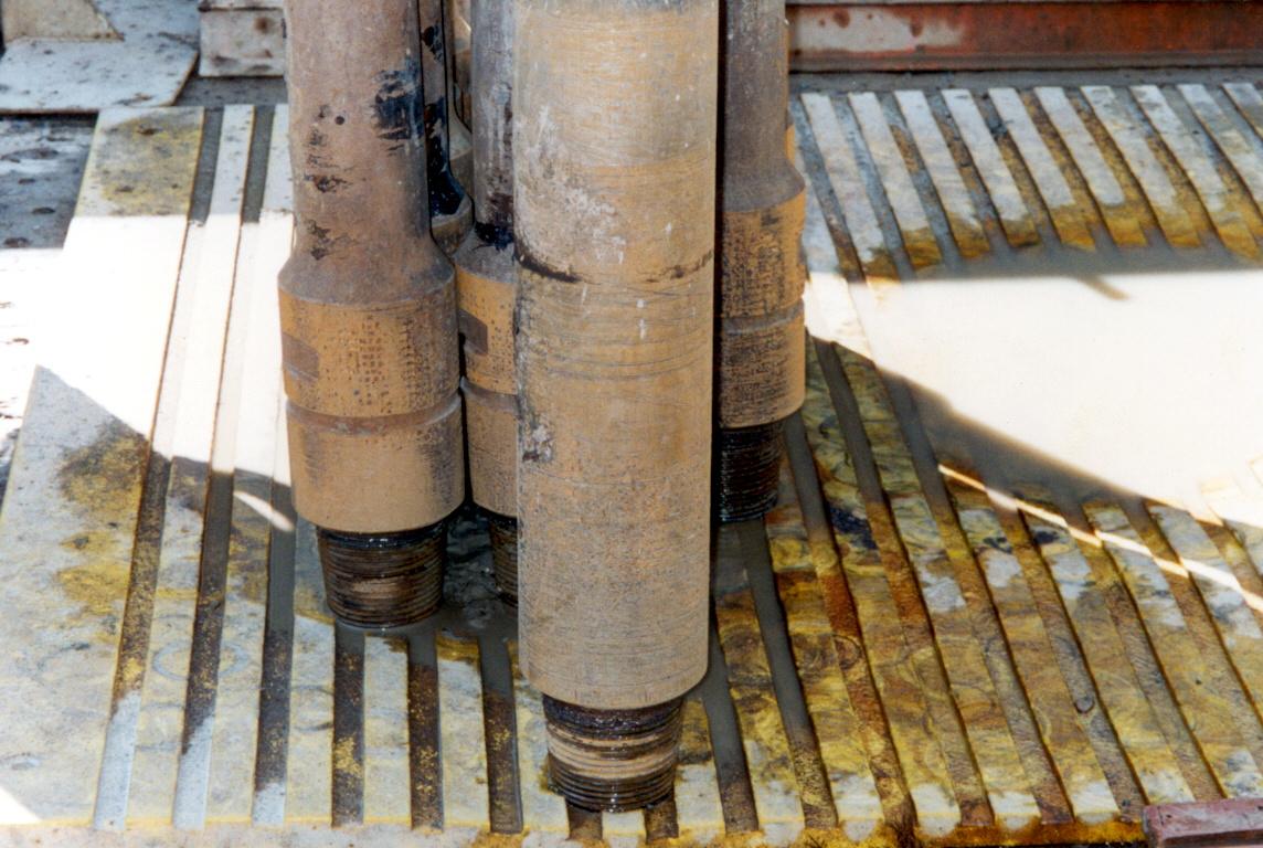 Pipe Racking Mats