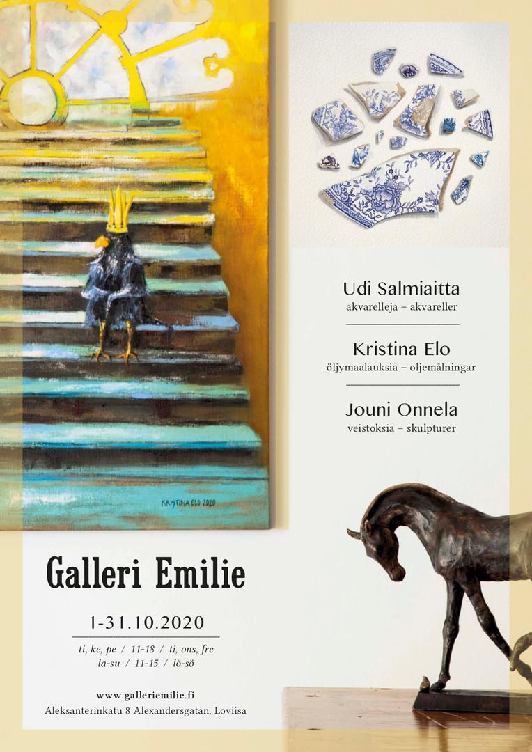 Galleri Emilie October 2020