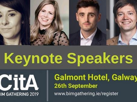 BIMIreland.ie for 2019 CitA Gathering