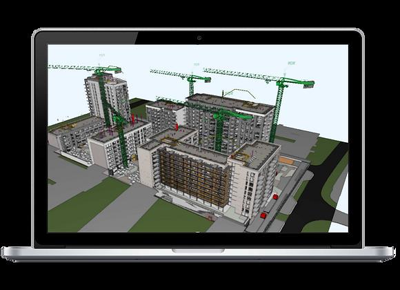 Construction schedule Management