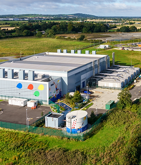 GagaMuller Projects - Hyperscale Data Centre