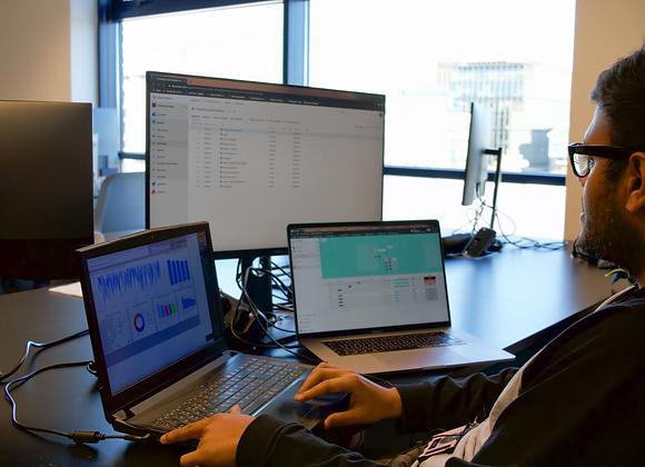 Data Analytics &  dashboarding
