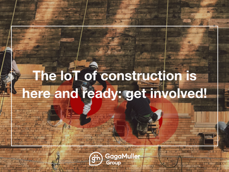 The IoT of construction is here and ready: get involved!