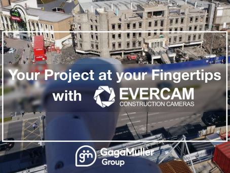 Your Project at your Fingertips with Evercam