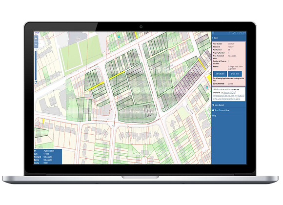 Land registration & legal Mapping