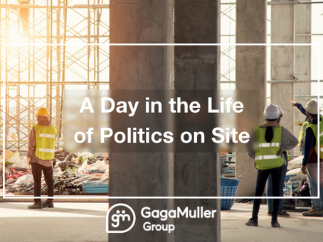 A Day in the Life of Politics on Site