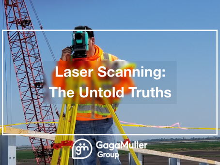 Laser Scanning - The Untold Truths