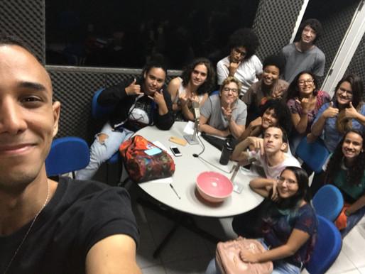 AMACAST   Amazoom promove primeira oficina experimental de podcast