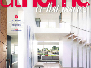 At Home Magazine Fall 2016: The A List Awards
