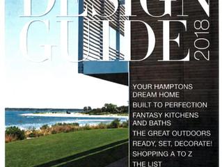 Hamptons Cottages & Gardens: Hamptons Design Guide Summer 2018