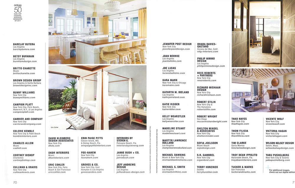 Richard Mishaan Design Ocean Home