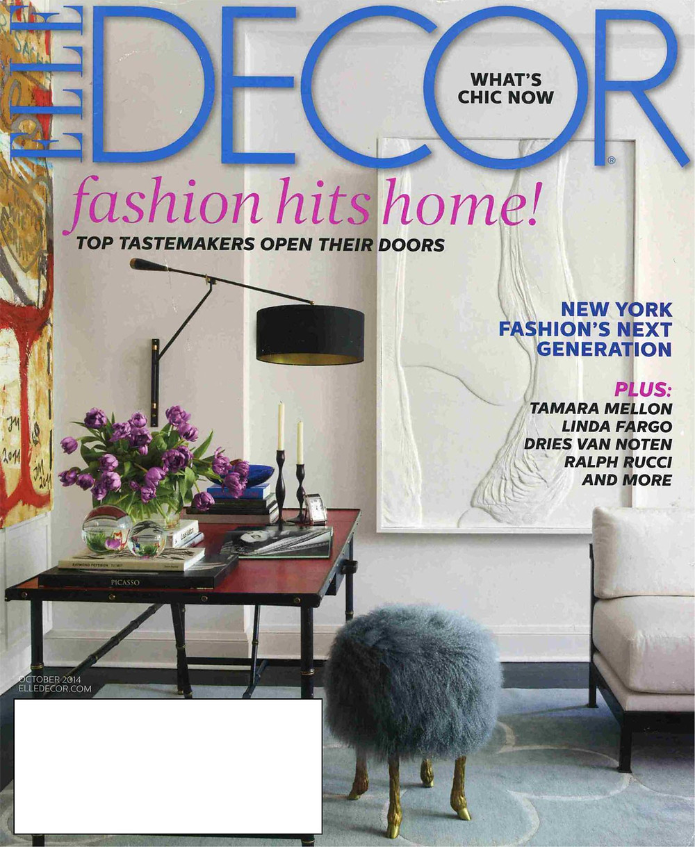 Elle Decor -October 2014 cover.jpg