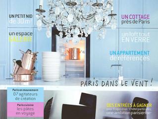"""Vivre Cote Paris, August 2011: """"Noir et Blanc'"""