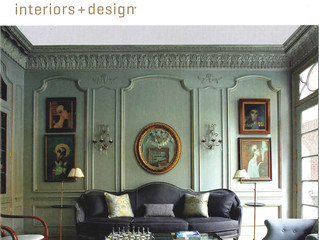 """Luxe Interiors + Design Winter 2015: """"Luxe Style Makers: Design Dialogue"""""""